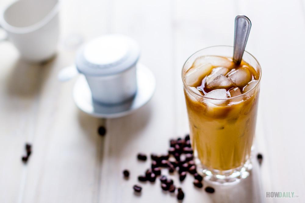 Vietnamese Iced Coffee Recipe Cafe Sua Da