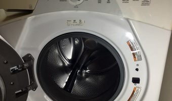 How to Get Rid of Smells in a Washing Machine