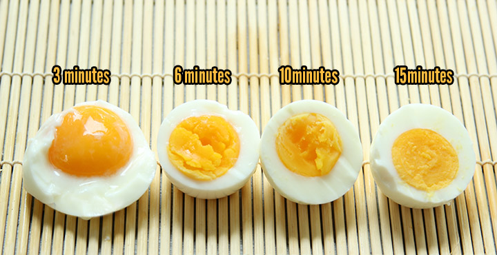 How to Boil Eggs (Hard-boiled and Soft-boiled)
