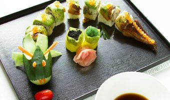 Dragon Roll – Fun Way For Sushi Lover
