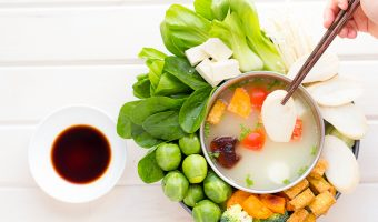 Keep Winter Warm with Vegan Hot Pot for Your Healthy Party Plan