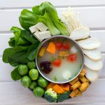 Vegan hot pot recipe