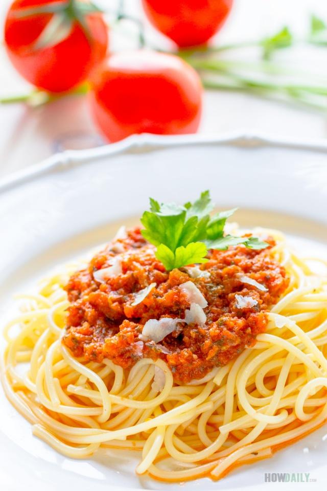 Marinara spaghetti sauce