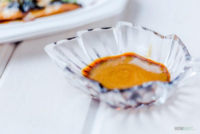 Homemade unagi sauce