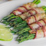 Roasted Asparagus - Bacon