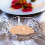 Creamy spicy mayo