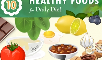 healthy foods for daily diet