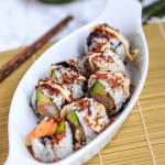Recipe for Shrimp tempura rolls