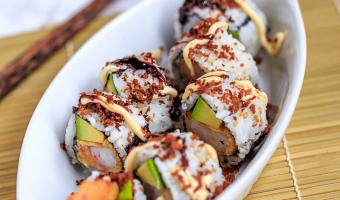 Shrimp Tempura Roll – Crispy and Delicious in a Sushi Roll