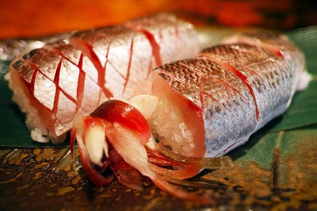 Sugata sushi or Sugatazushi