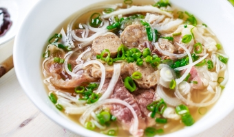 Vietnamese Pho Bo – Cooking Perfect Pho Broth & Beef Noodle Soup