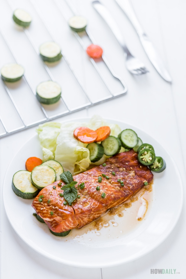 Best Grilled Salmon Marinade