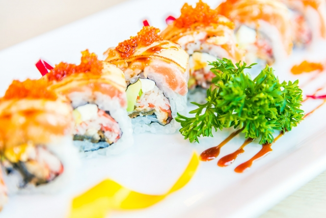 Michigan roll