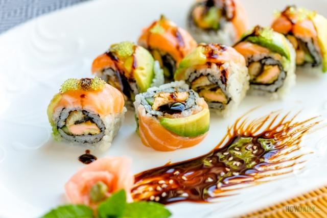 Temptation sushi roll