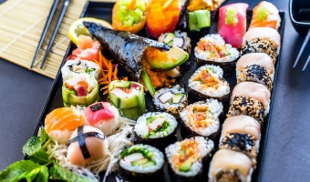 Ultimate Guide on Different Types of Sushi, Best Sushi Rolls, Rice, Sauce