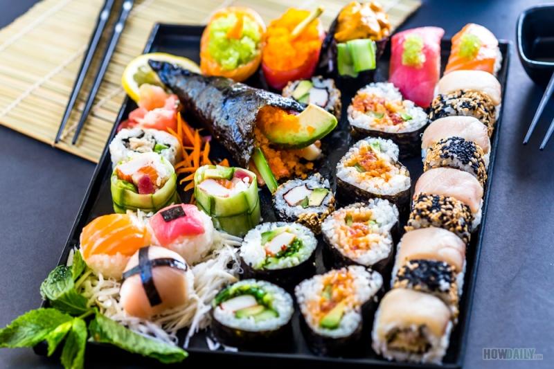 Zushi Or Sushi