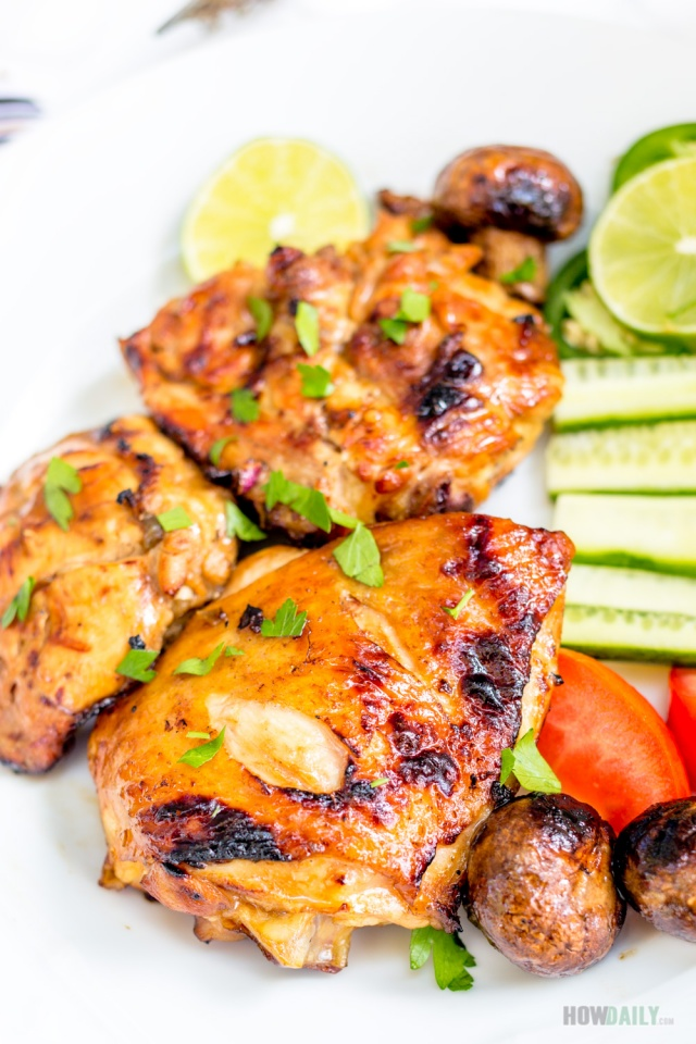 Easy Chicken Marinade Recipe for Grilled, Oven Baked, or ...