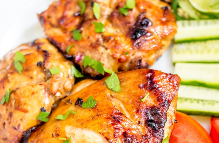 Easy Grilled Chicken Marinade – Moist, Flavorful and Tasty in Every Bite