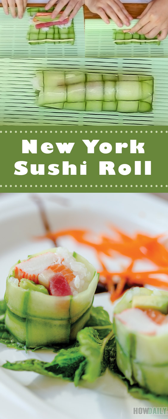 New York Sushi Roll