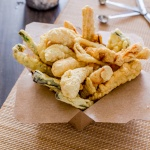 Homemade Japanese Tempura Batter