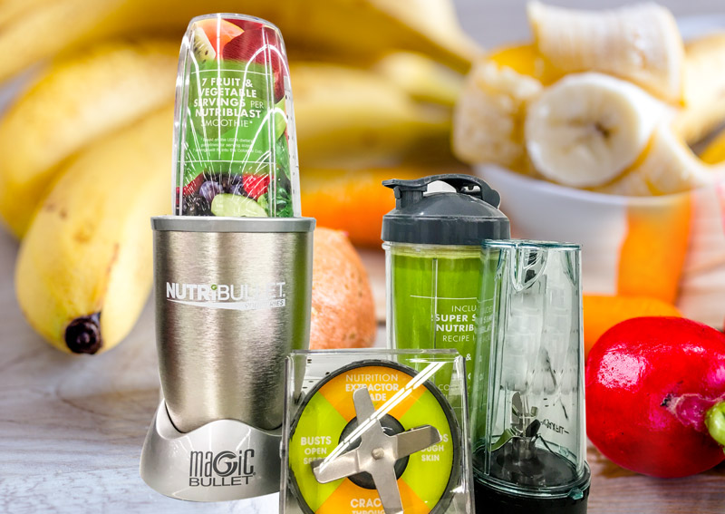 NutriBullet single-serve smoothie blender
