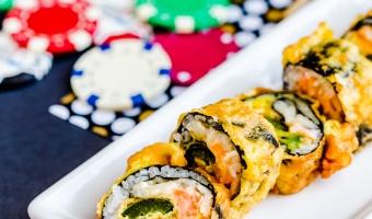 Las Vegas Sushi Roll