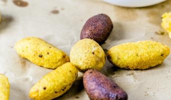 Cassava fritter