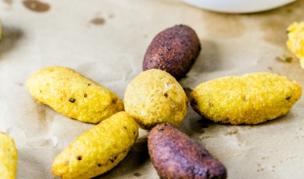 Hot Yuca Root – Golden Crispy Cassava Fritter
