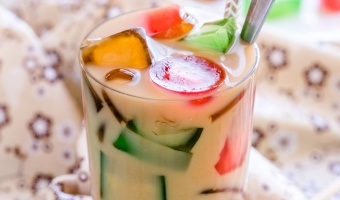 Cream Cheese Jelly Milk Tea – A Boba Tea Series