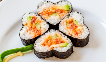 Dynamite Sushi Roll – with Easy Guide Using Sushi Mold