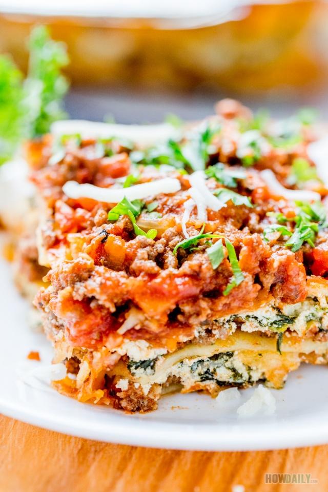 Layered-lasagna