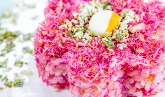 Sakura Denbu – The Cutest Fish Flakes for many Bento, Snacks & Sushi toppings