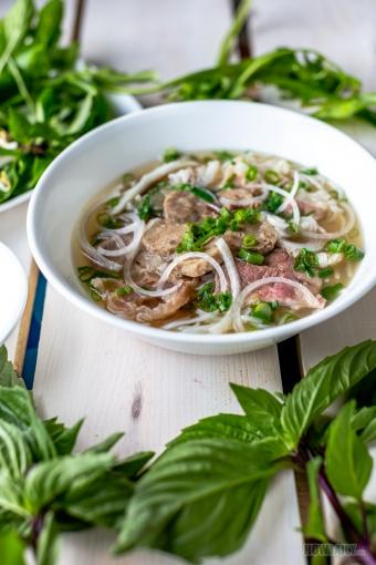 Pho - Vietnamese Beef Noodle