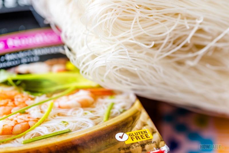 Gluten-free noodles