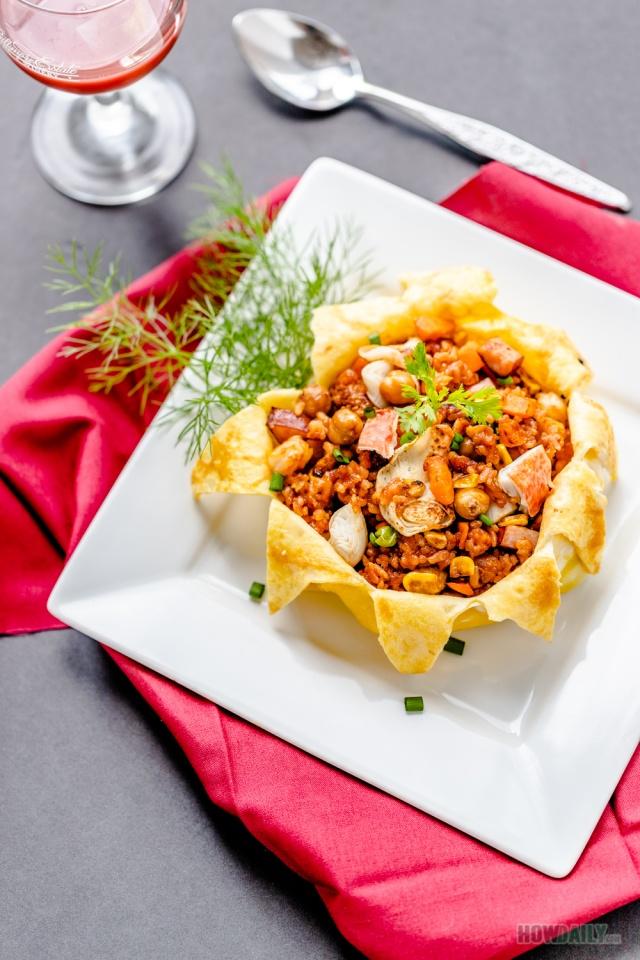 Royal Crown Fried Rice