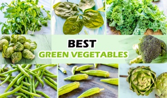 15 Best Green Vegetables For Your Health (Definitive List)