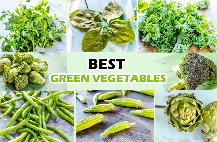 Best green vegetables
