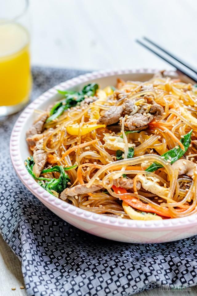 Japchae Noodle