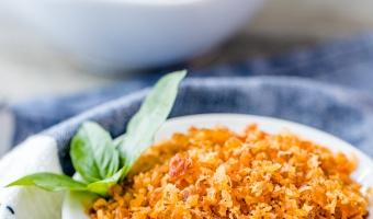 Recipe for Dried salmon flakes (salmon furikake)