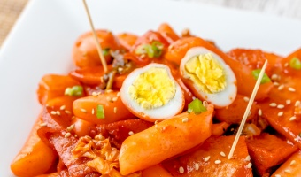 Korean Tteokbokki