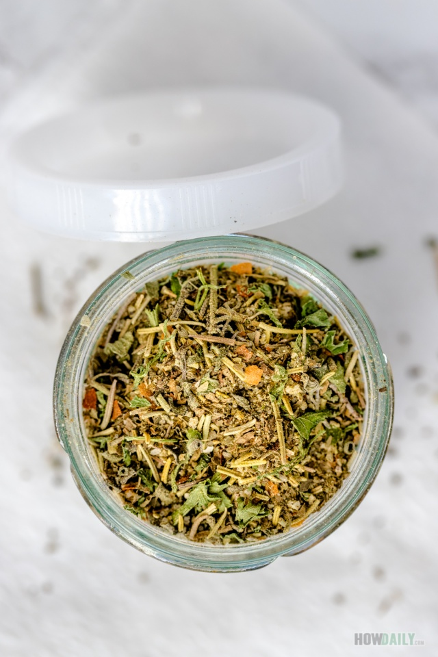Tuscan herb seasoning recipe by How Daily