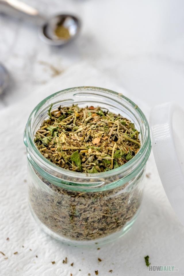 Tuscan herb seasoning