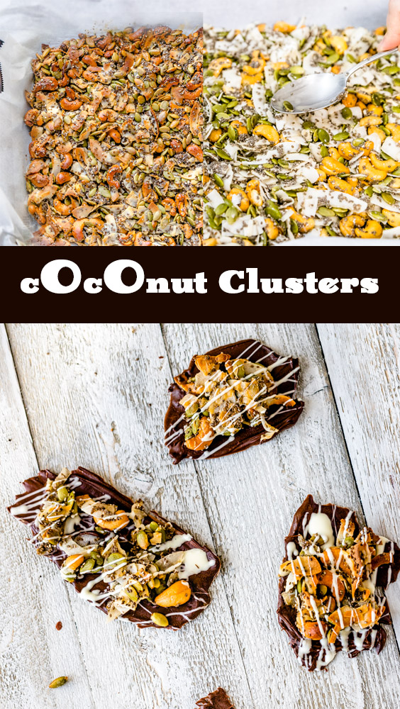 Recipe for Homemade Coconut Clusters