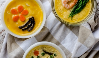 Steamed egg custard - Recipe by HowDaily