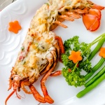 Delicious recipe for lobster thermidor