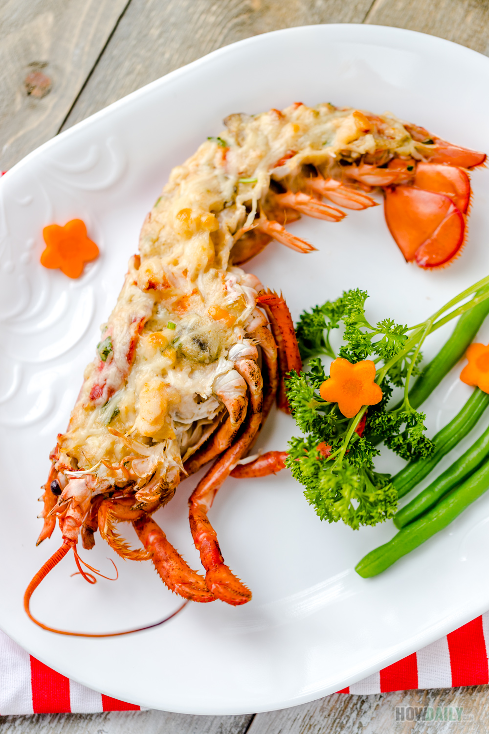 Lobster Thermidor Recipe French Style Bechamel