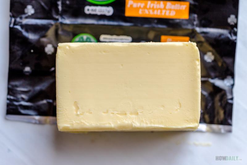 Green fields Pure Irish butter