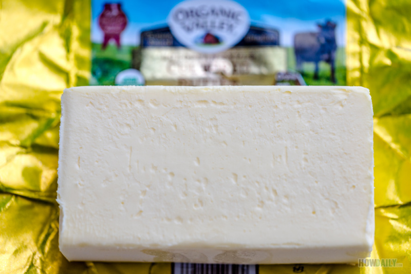 Organic Valley European-style butter