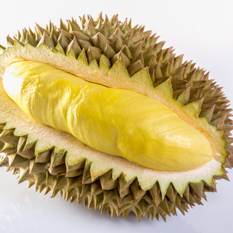 Durians rinds