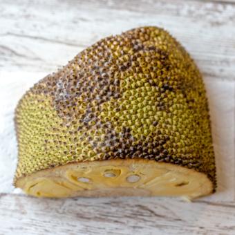 Jackfruit rinds